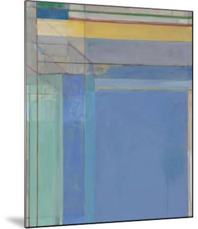 Ocean Park #79, 1975-Richard Diebenkorn-Mounted Art Print