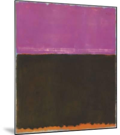 Untitled, 1953-Mark Rothko-Mounted Art Print