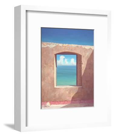 Outside Looking Out-Fenner Ball-Framed Giclee Print