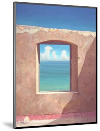 Outside Looking Out-Fenner Ball-Mounted Giclee Print