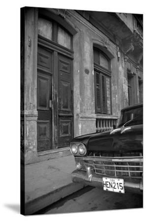 Havana I-Tony Koukos-Stretched Canvas Print