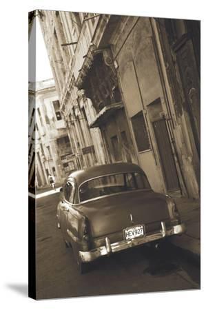 Havana III-Tony Koukos-Stretched Canvas Print