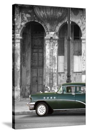 Havana XIV-Tony Koukos-Stretched Canvas Print