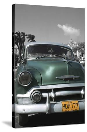 Havana XVI-Tony Koukos-Stretched Canvas Print