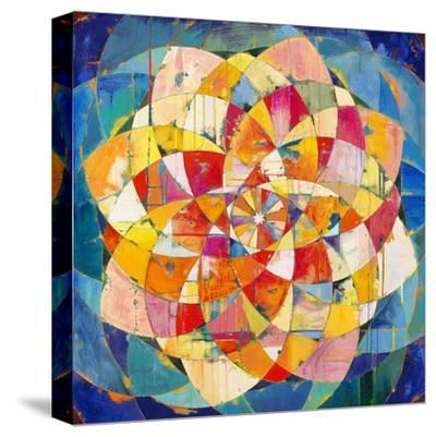 Imagine This Is Your Radiant Heart-James Wyper-Stretched Canvas Print