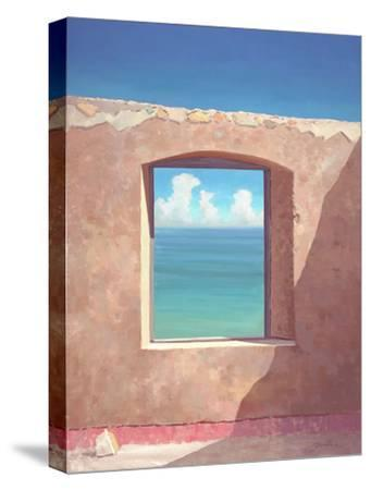 Outside Looking Out-Fenner Ball-Stretched Canvas Print