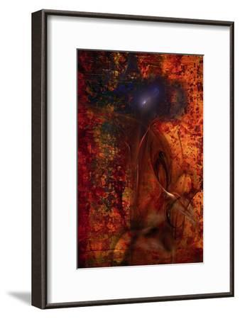 Liquid Perspective I-Jean-Fran?ois Dupuis-Framed Art Print