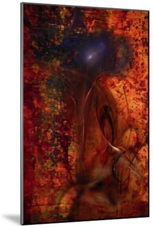 Liquid Perspective I-Jean-Fran?ois Dupuis-Mounted Art Print