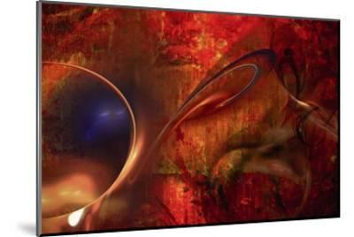 Liquid Perspective III-Jean-Fran?ois Dupuis-Mounted Art Print