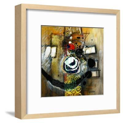 Très enfantin-Sylvie Cloutier-Framed Art Print