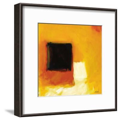 L'obscurité et la lumière-Diane Lambin-Framed Art Print