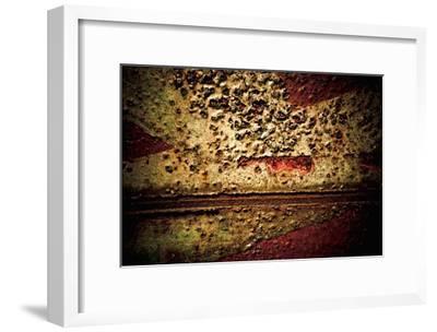 Volcano II-Jean-Fran?ois Dupuis-Framed Art Print