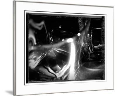 Through the Glass VIII-Jean-Fran?ois Dupuis-Framed Art Print