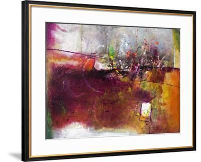 Sun Dogs-Carole Malcolm-Framed Art Print