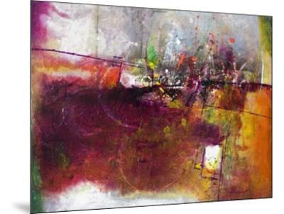 Sun Dogs-Carole Malcolm-Mounted Art Print