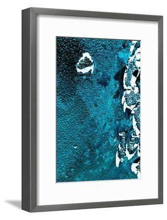 Rust Ocean III-Jean-Fran?ois Dupuis-Framed Art Print