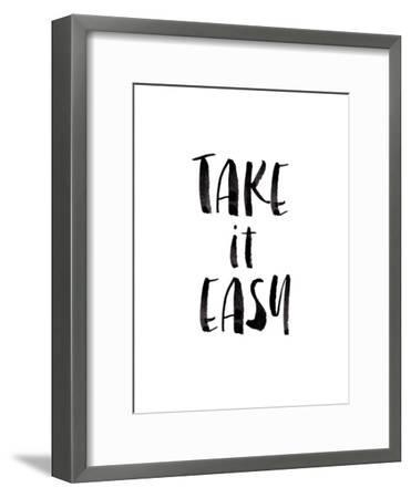 Take it Easy-Brett Wilson-Framed Art Print