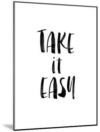 Take it Easy-Brett Wilson-Mounted Art Print