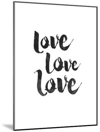 Love Love Love-Brett Wilson-Mounted Art Print