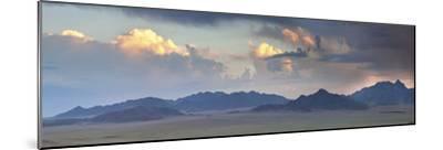 Namib Rand Skies-Lee Frost-Mounted Giclee Print