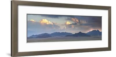Namib Rand Skies-Lee Frost-Framed Giclee Print