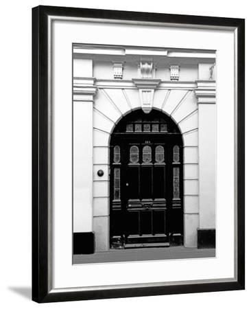 London Doors III-Joseph Eta-Framed Giclee Print