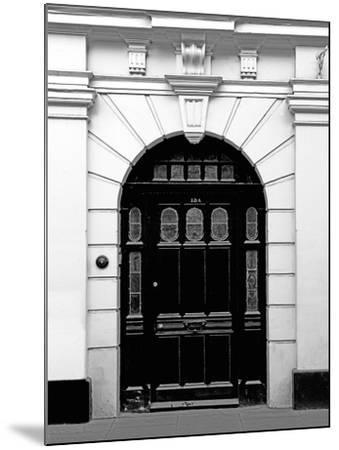 London Doors III-Joseph Eta-Mounted Giclee Print