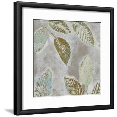 Frond Imprint I-Tania Bello-Framed Giclee Print