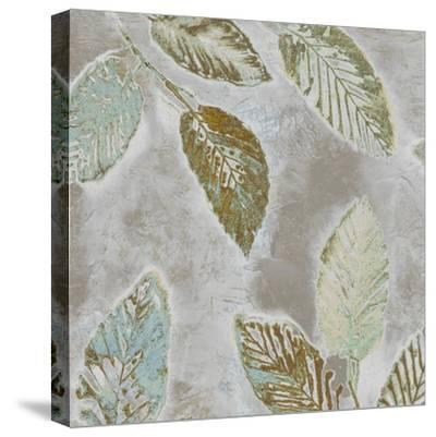 Frond Imprint I-Tania Bello-Stretched Canvas Print