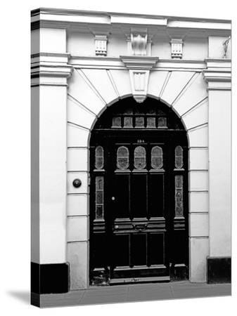 London Doors III-Joseph Eta-Stretched Canvas Print