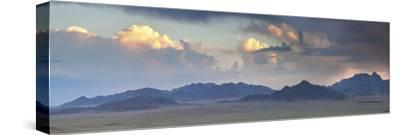 Namib Rand Skies-Lee Frost-Stretched Canvas Print