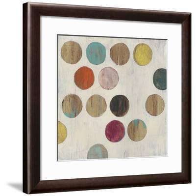 Dot Matrix II-June Erica Vess-Framed Limited Edition
