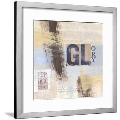 Abstract Inspiration III-Irena Orlov-Framed Art Print