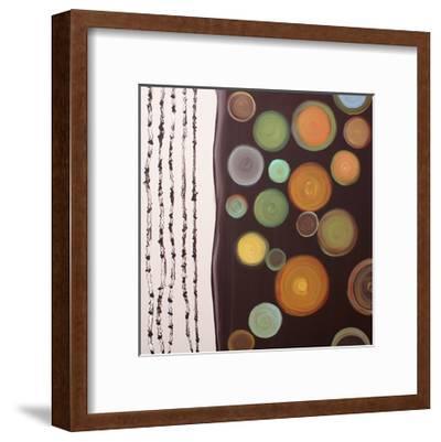 Balance I-Irena Orlov-Framed Art Print