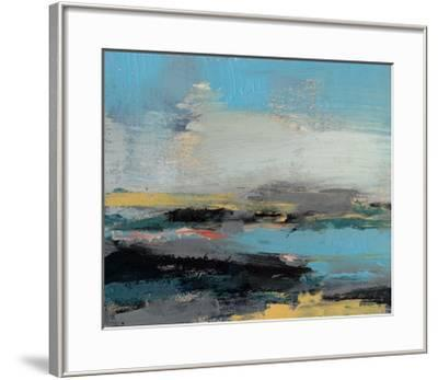 Bold Horizon II-Jennifer Goldberger-Framed Limited Edition