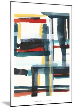Book Shelf II-Jodi Fuchs-Mounted Art Print
