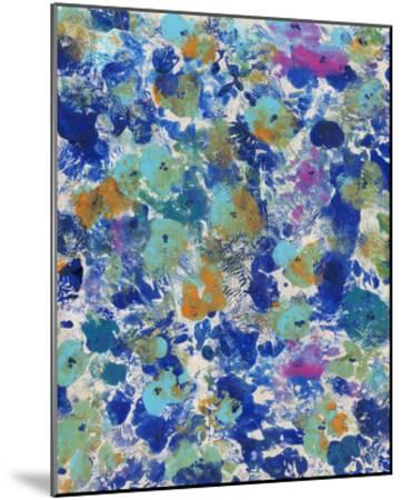 Floral Bright II--Mounted Art Print