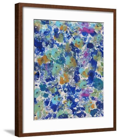 Floral Bright II--Framed Art Print