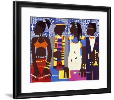 Generations-Varnette Honeywood-Framed Art Print