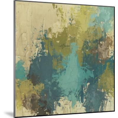 Blue Monday I-June Erica Vess-Mounted Giclee Print