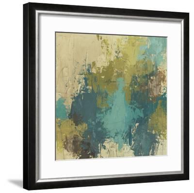 Blue Monday I-June Erica Vess-Framed Giclee Print