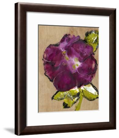 Camellia Passion II-Alicia Ludwig-Framed Limited Edition