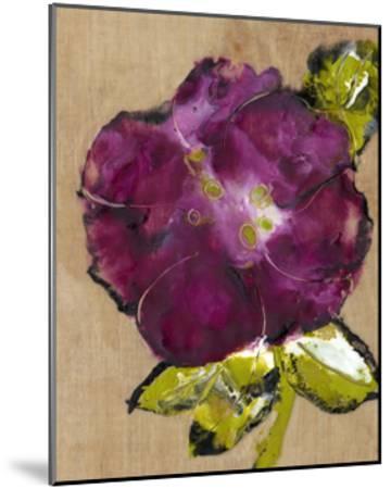 Camellia Passion II-Alicia Ludwig-Mounted Limited Edition