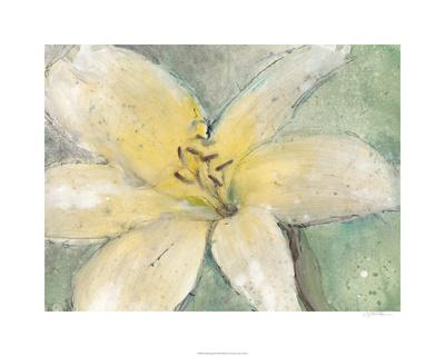 Floral Spirit III--Framed Limited Edition