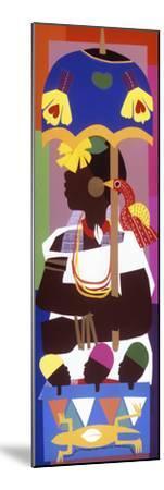 Ashanti-Varnette Honeywood-Mounted Art Print