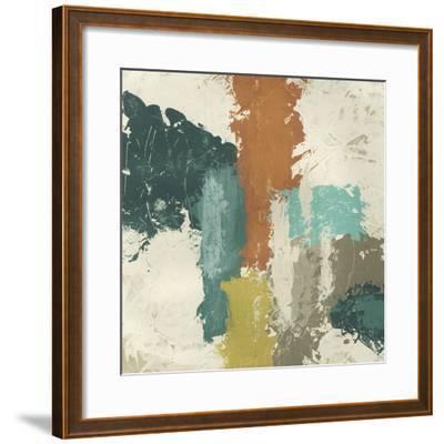 City Signals II-June Erica Vess-Framed Giclee Print
