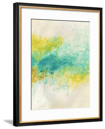 Aurora Lights I-June Erica Vess-Framed Giclee Print