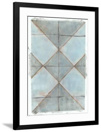 Prism Glass I-Vanna Lam-Framed Art Print