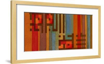 The Language of Color III-Irena Orlov-Framed Giclee Print