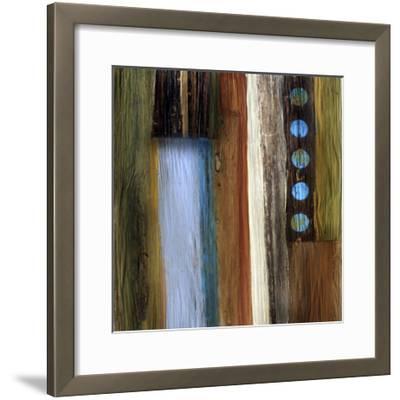 Spice Impressions I-Irena Orlov-Framed Art Print